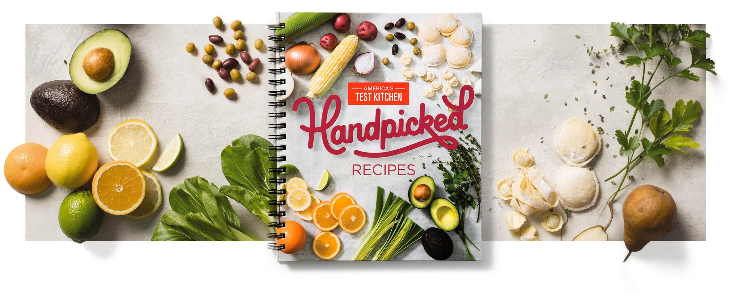 Handpicked Recipes Image